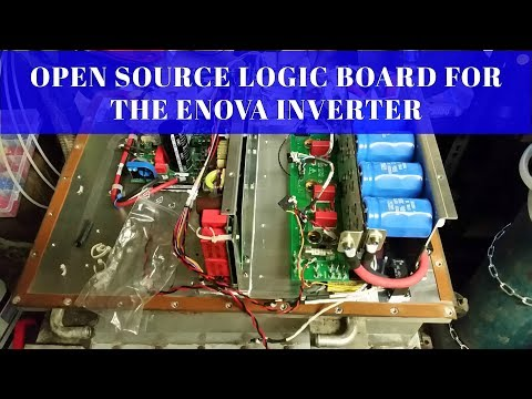 Open Source Inverter Projects : Enova Part 1