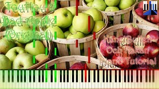 TouHou 4 - Bad Apple (Original) | Piano From Above