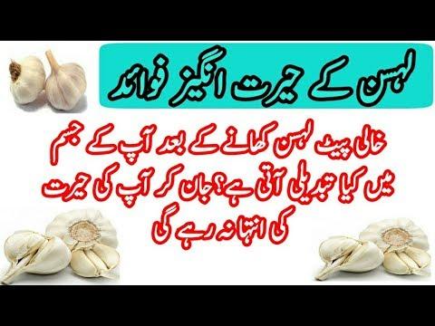 Lehsan Ke Fawaid / Garlic Benefits /lehsan ke fayde / lehsan ke faide / lehsan ke fawaid