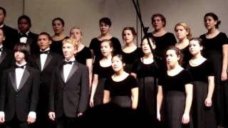 Miramonte Winter Choral Concert '10 - Dodi Li