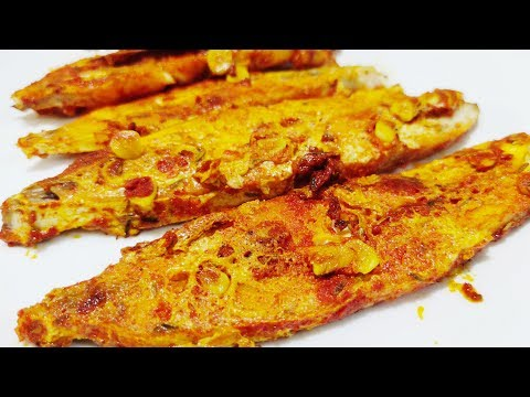Healthy Fish Fry Recipe | How To Cook Fish In A Pan | Hy Pan Fried Fish