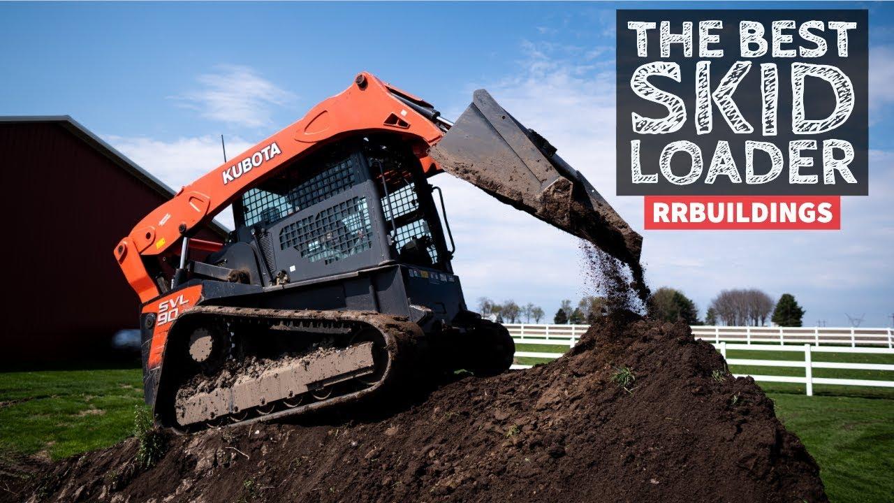 The Best Skid Loader, And Why I bought a Kubota: Toolsday