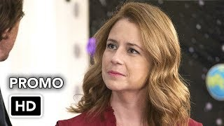 """Splitting Up Together 1x07 Promo """"Star of Milo"""" (HD) Jenna Fischer comedy series"""