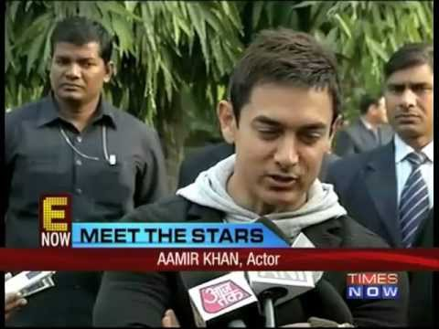 Bollywood's Social Crusaders, Aamir and John.