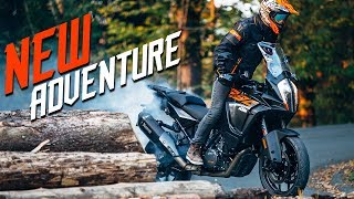 2018 KTM 1290 SUPER ADVENTURE S - Why I love it? | RokON vlog #73