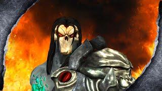 Skyrim: Darksider Abyssal Armor ~MOD SHOWCASE~ /W Killerkev