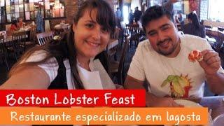 Malucos Gourmet | BOSTON LOBSTER FEAST com LAGOSTAS #2