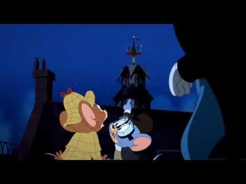 трейлер мультфильма - Том и Джерри: Шерлок Холмс (2010) - Русский трейлер мультфильма