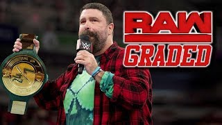 WWE Raw: GRADED (20th May) | 24/7 Title Revealed