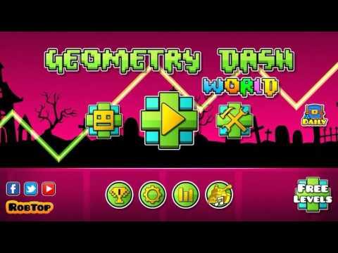 Siendo Pro En Geometry Dash Workshop😎😎