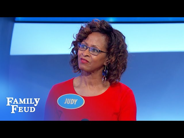 People miss this when they're overseas! | Family Feud