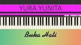 Yura Yunita - Buka Hati (Karaoke Acoustic) by regis