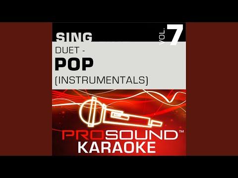 A Whole New World (Karaoke Instrumental Track) (In The Style Of Peabo Bryson & Regina Belle)