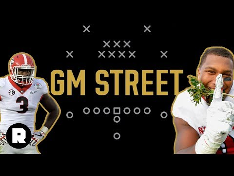 Top 15 Defensive Prospects in the NFL Draft and Draft Rumors (Ep. 258) | GM Street