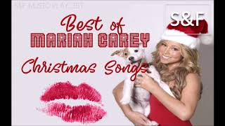 CHRISTMAS SONGS BY MARIAH CAREY (NEW)
