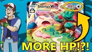 Pokemon Cards KEEP GETTING BIGGER (VMAX)