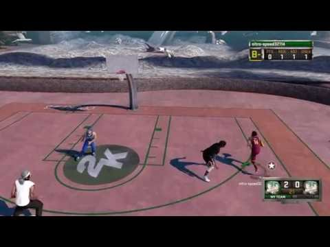 NBA 2K16- 2V2 With LaggyAI