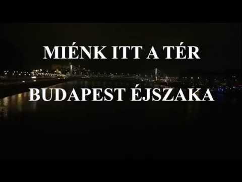 Timelapse Budapest - Média kisfilm