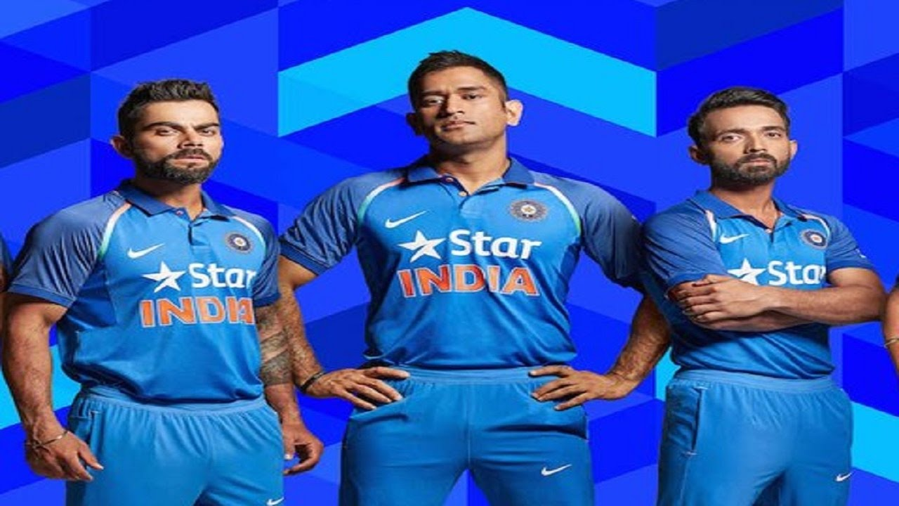 Photos Environment Friendly Jerseys For Team India: Evolution Of Indian Cricket Team Jersey Through The Years