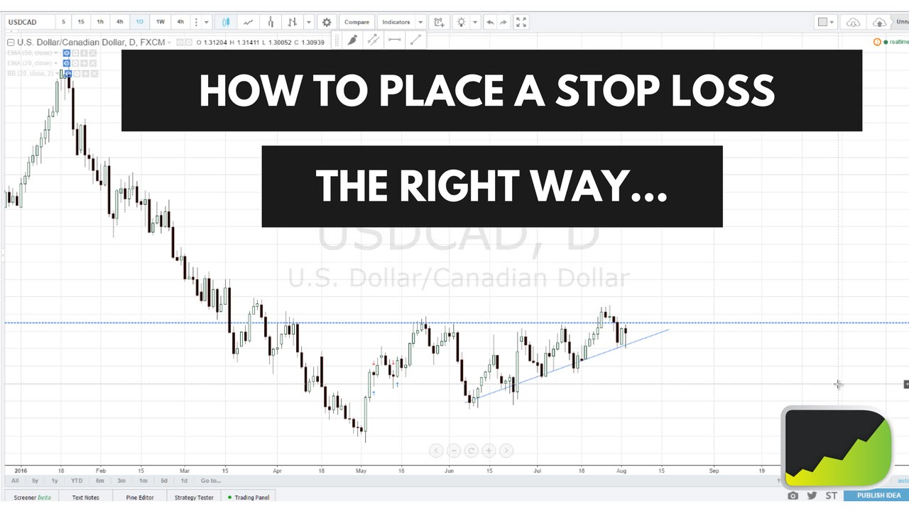 Forex trading without stop loss