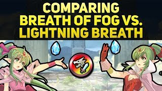 Comparing Tiki S Breath Of Fog Vs Lightning Breath Fire Emblem Heroes Guide