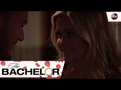 Colton Gives a Rose to Hannah G. - The Bachelor Deleted Scene