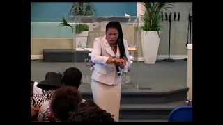 Reverend Sharon Prince From Jamaica to Florida Peaceful Believer's Church 1