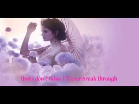 Selena Gomez and The Scene  Ghost Of You With Lyrics