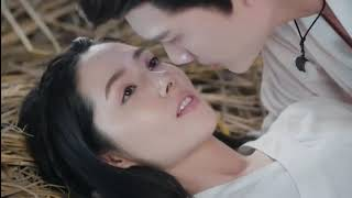 Romantic Love Scenes in Chinese Drama Kiss   Hot Kissing Love Story