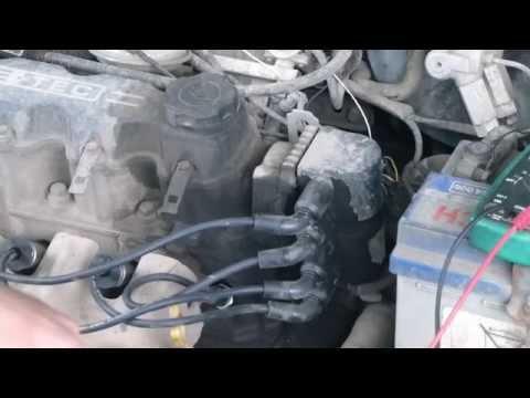 Простенький ремонт ланоса или Доездились