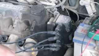 простенький ремонт ланоса или Доездились)))