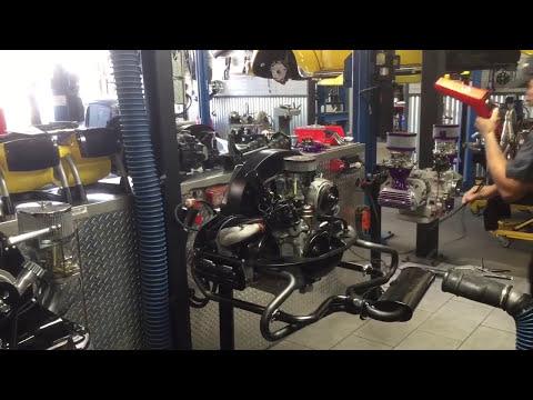 John Lawlor's 1776cc Powerhaus VW Engine