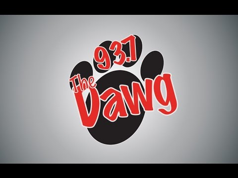 2017 Country Music Station of the Year Award - 93.7 The Dawg