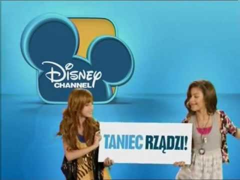 Disney channel Poland - Idents 2012