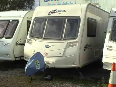 Bailey Paganent Monarch Caravan Sold Youtube