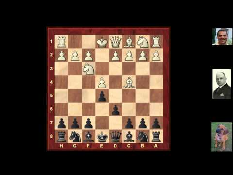 Chess Strategy: Evolution of Chess Style #121 - Appreciating the style and wit of Tartakower!