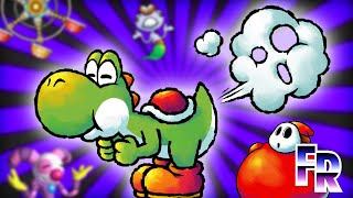 Yoshi Topsy-Turvy for GBA Review: FrameRater
