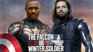 MARVEL Introducing NEW CHARACTER To MCU In Falcon And The Winter Soldier
