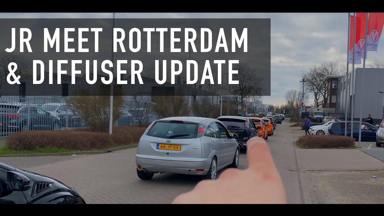 JR Meet Rotterdam & New Diffuser Update | ST Daily Driver 005