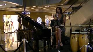 My Cherie Amour (Stevie Wonder) by Karen Xavier @ Paragon Music En Vogue 21 May 15