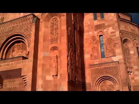 армянская церковь в москве 2014 июль