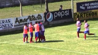 DEPORTE LOCAL Y DEPARTAMENTAL Atlético Uruguay vs Libertad (Cdia.) 19-09-15