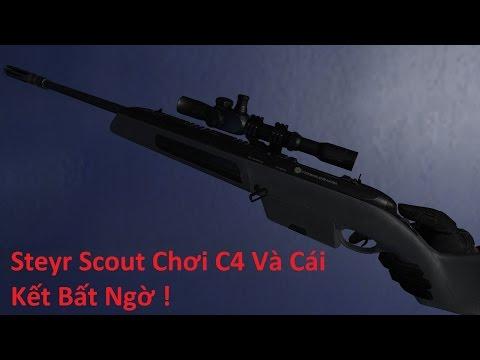 Warface VN : Steyr Scout Chơi C4 Và Cái Kết Bất Ngờ !!!!