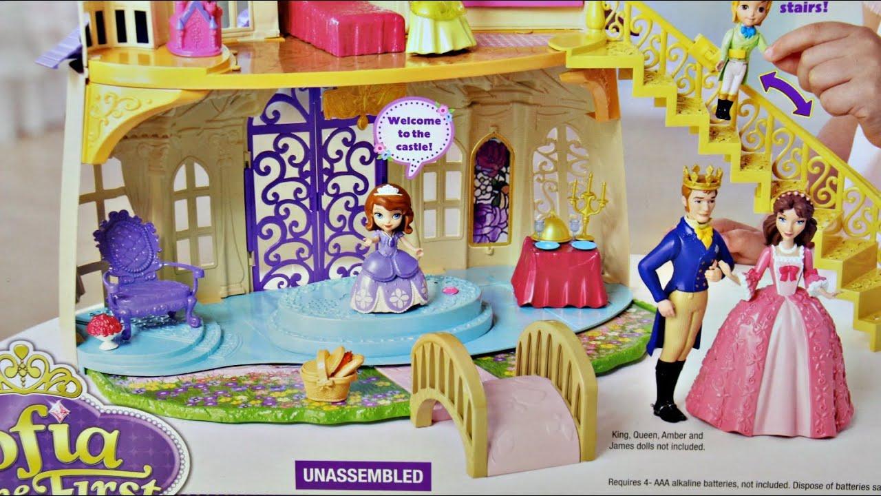 Magical Talking Castle And Royal Family Mwicy Zamek I Rodzina Lego 41060 Disney Princess Sleeping Beautyamp039s Bedroom Krlewska Ccg27 Bdk56