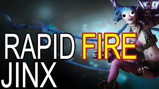 RAPID FIRE JINX