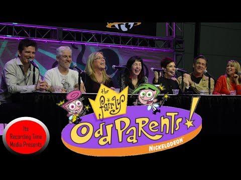 Stan Lee's LA Comic Con 2017: The Fairly OddParents Reunion Panel