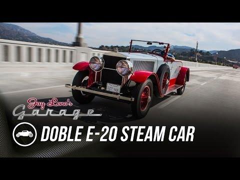 1925 Doble E-20 Steam Car - Jay Leno's Garage