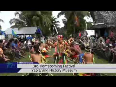 3rd Annual Yap Homecoming Festival A Success