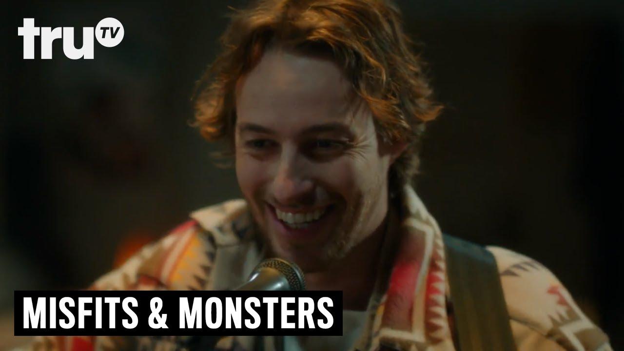 Download Bobcat Goldthwait's Misfits & Monsters - Reincarnated from Ben to Bee | truTV