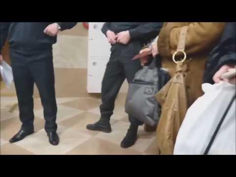Преступники в форме ФССП